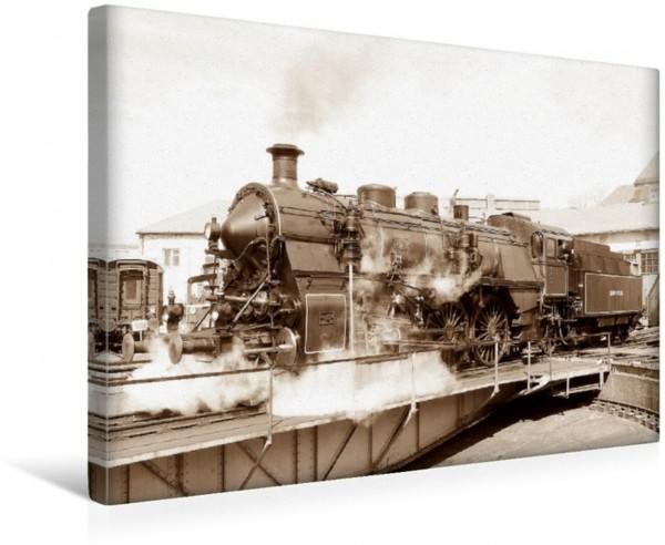 Wandbild REGLER AUF - Schmalspur- und Länderbahnlokomotiven