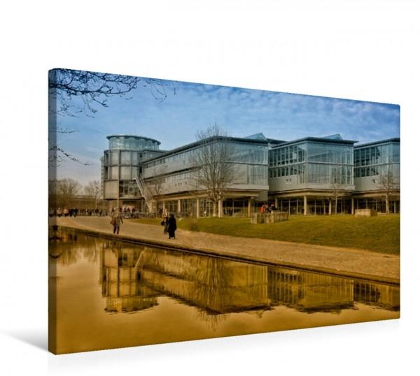 Wandbild Neue Universitätsbibliothek