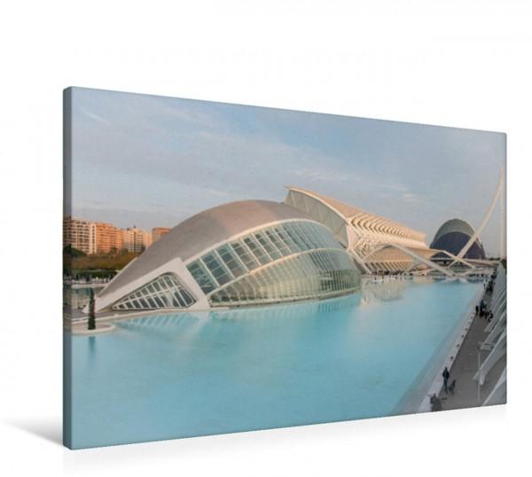 Wandbild Valencia - Stadt der Kunst