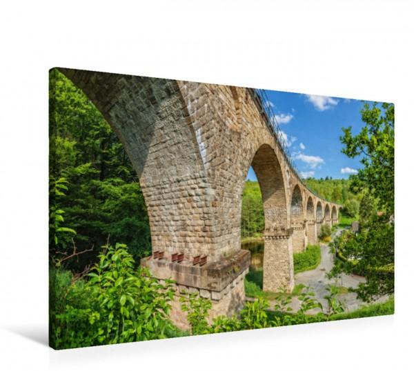 Wandbild Brücken des Landkreises Sonneberg