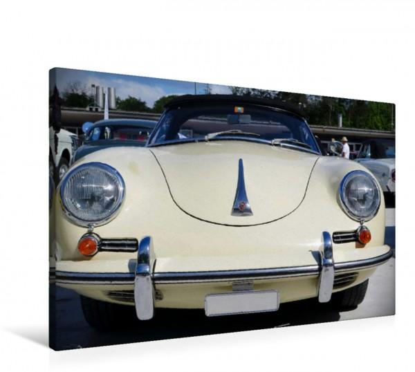 Wandbild Porsche Cabriolet