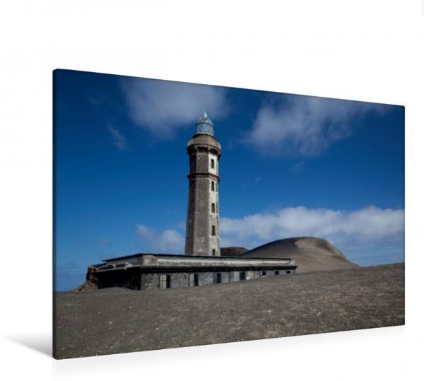 Wandbild Von Asche verschütteter Leuchtturm Naturgewalten Naturgewalten