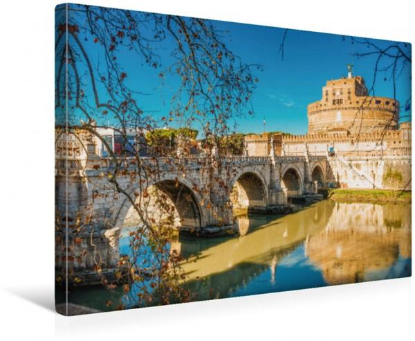 Wandbild Ponte SantAngelo Rom