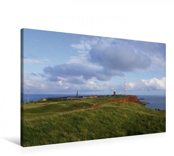 Wandbild Grün ist das Land von Helgoland Nordsee Nordsee