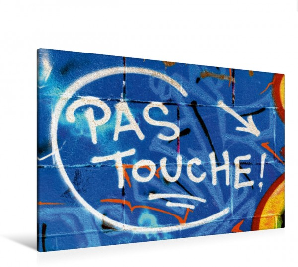 Wandbild Tag in Rodez
