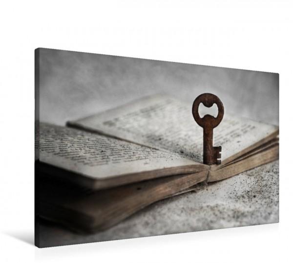 Wandbild Der Schlüssel zur Weisheit Das aufgeschlossene Buch der Weisheit Das aufgeschlossene Buch der Weisheit