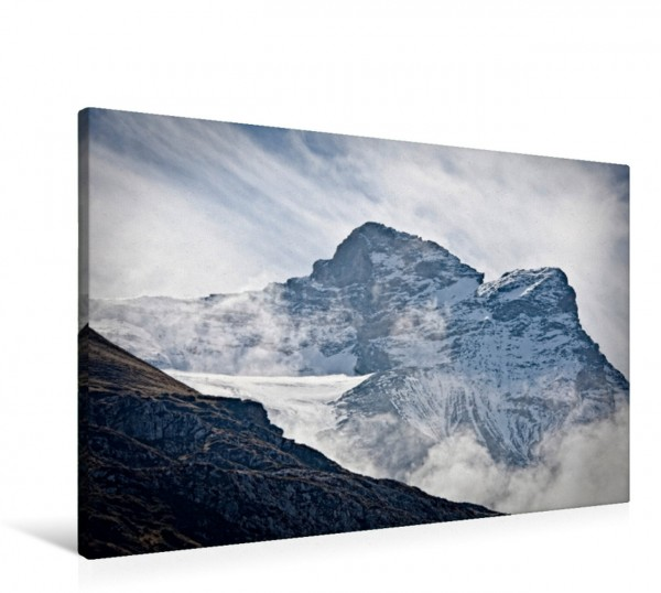 Wandbild Nähe Klausenpaß Bergwelt und Wolkenpracht Bergwelt und Wolkenpracht