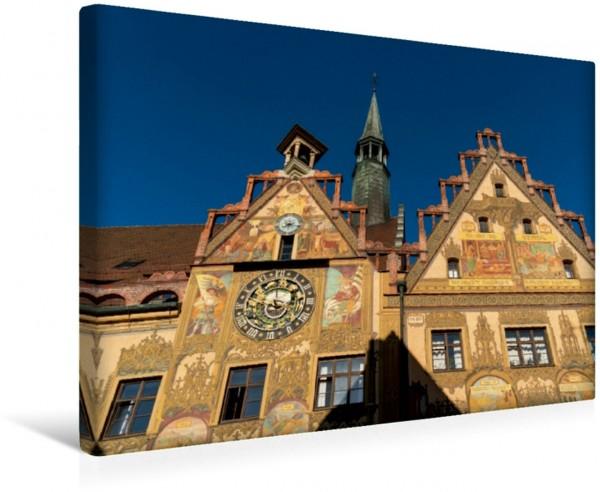 Wandbild Rathaus
