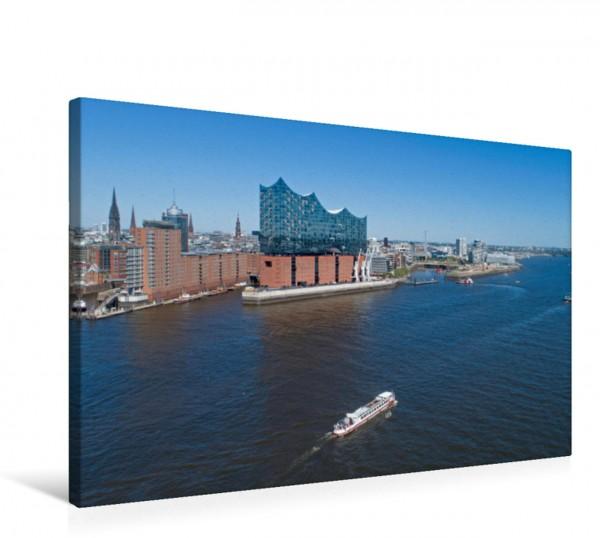 Wandbild Elbphilharmonie, HafenCity, Hamburg