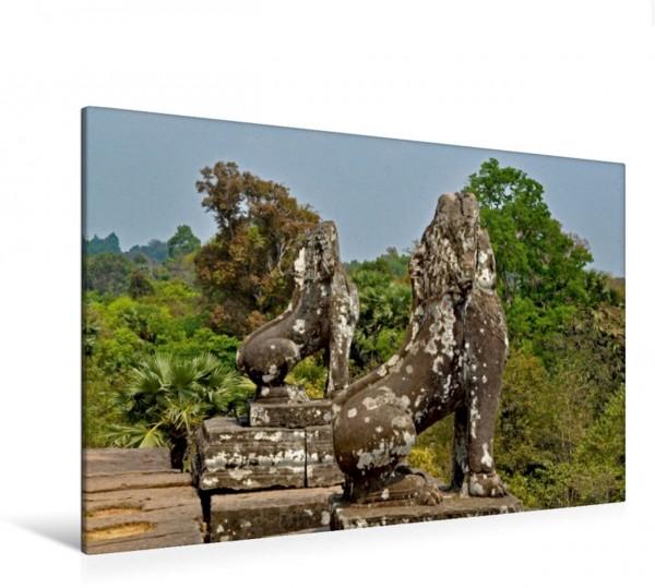 Wandbild Östlicher Mebon-Tempel
