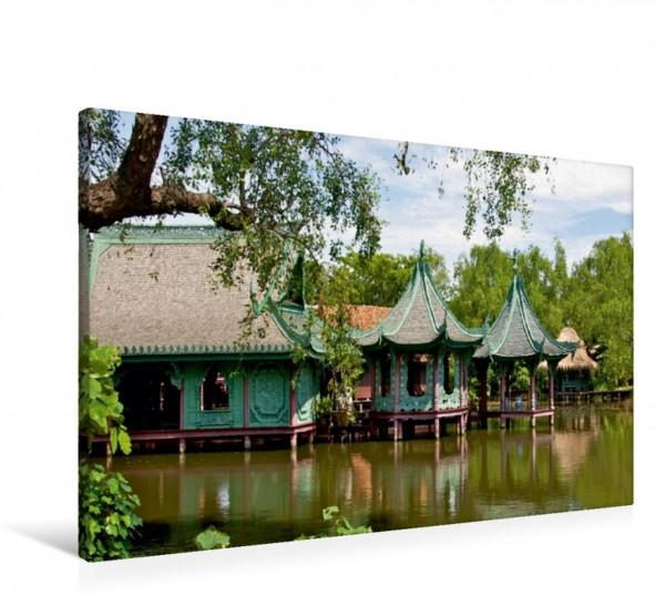 Wandbild Parkanlage in Bangkok