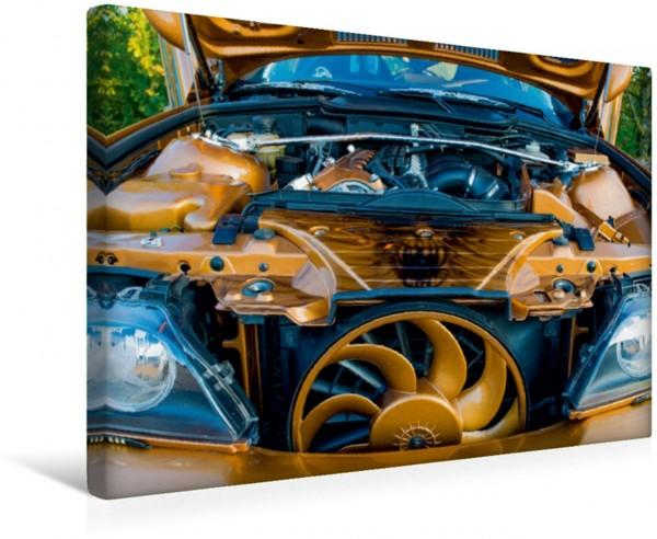 Wandbild BMW