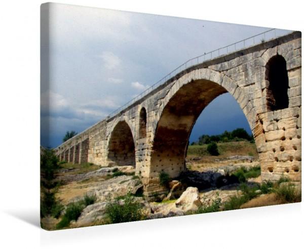 Wandbild Pont Saint Julien, Südfrankreich