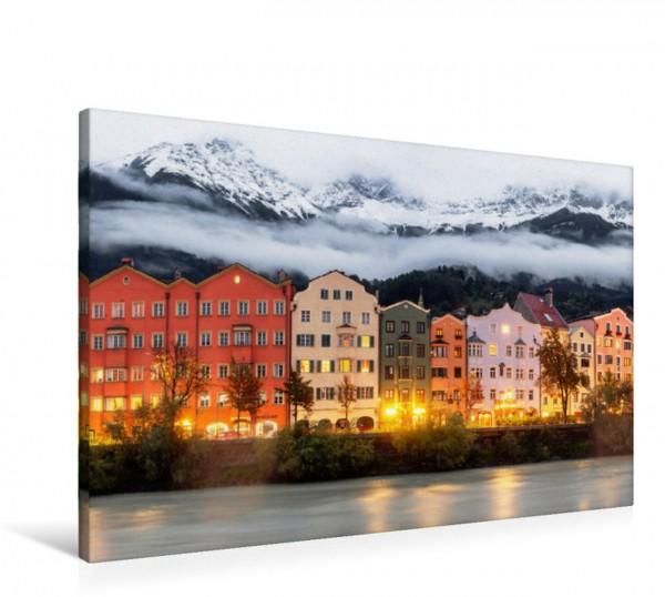 Wandbild Innsbruck - Hauptstadt der Alpen