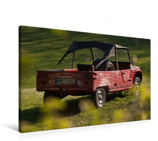 Wandbild Mehari - ein 2CV Derivat Citroën 2CV Citroën 2CV