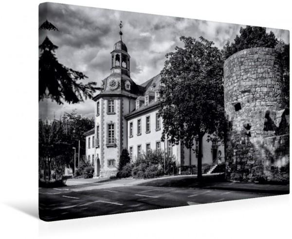 Wandbild Blick auf das Amtsgericht