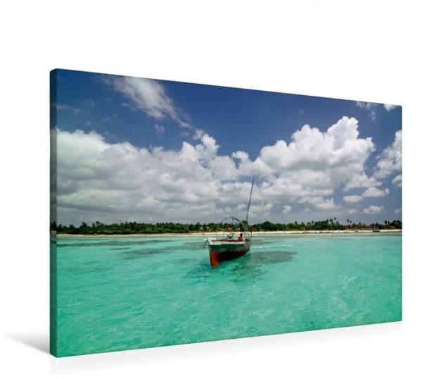 Wandbild Typisches Boot