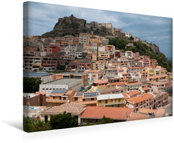 Wandbild Sardinien Costa Smeralda und der Norden