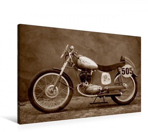 Wandbild Puch 125 SL