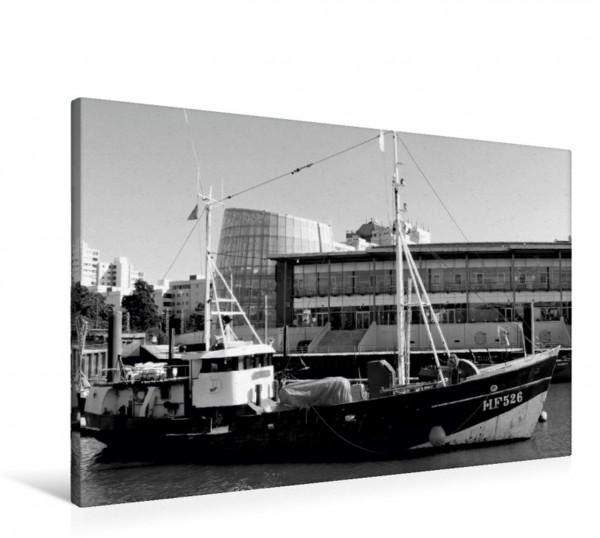Wandbild Kriegsfischkutter KFK 248