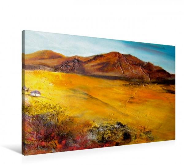 Wandbild Landschaften in Acryl Acrylbild von einer Landschaft Südafrikas Acrylbild von einer Landschaft Südafrikas
