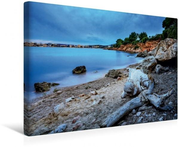 Wandbild Küste von Mallorca bei Palmanova