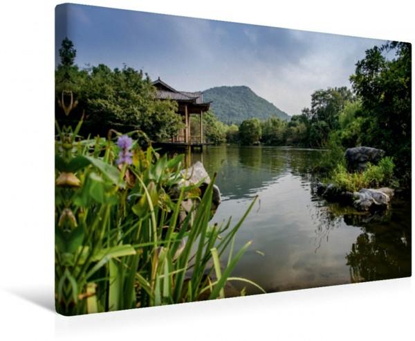 Wandbild Hangzhou