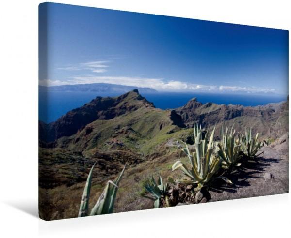 Wandbild Teneriffa - Teno Gebirge