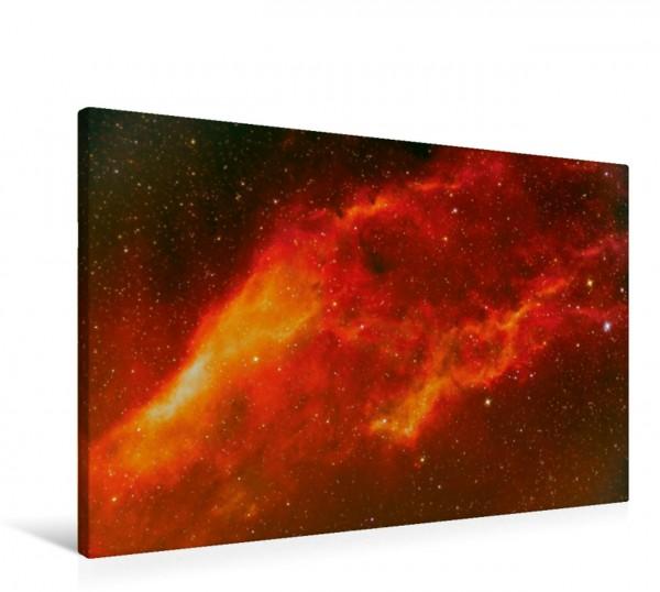 Wandbild Californianebel NGC 1499