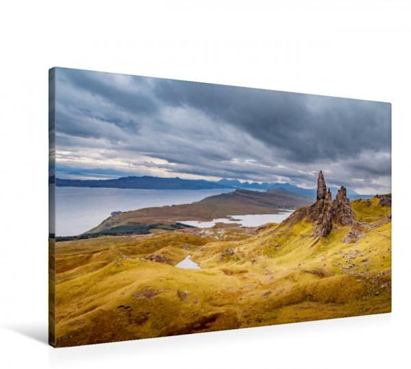 Wandbild Old Man of Storr Isle of Skye Schottland Isle of Skye Schottland