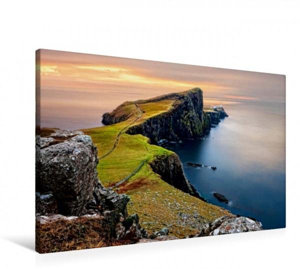 Wandbild Neist Point Westlichster Punkt der Isle of Skye Westlichster Punkt der Isle of Skye