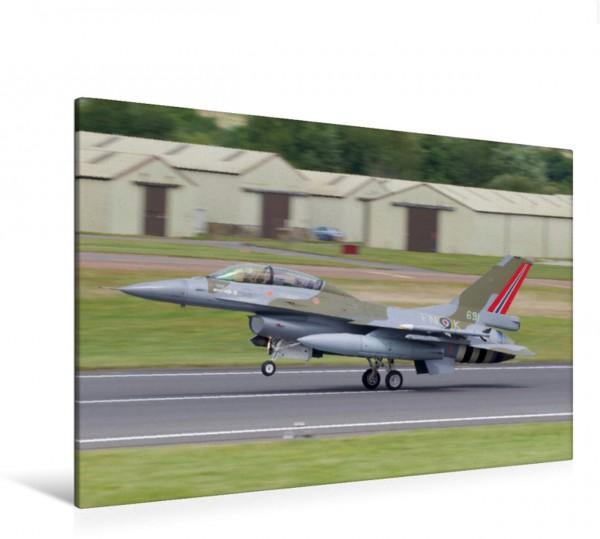 Wandbild F-16 Norway Air Force