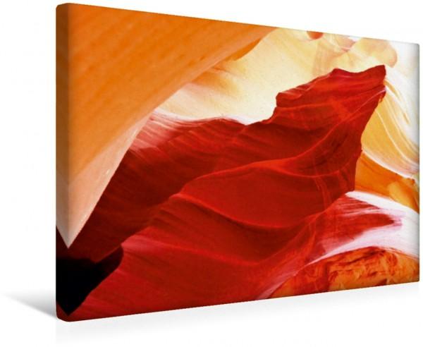 Wandbild Der Wolf vom Antelope Canyon Wundervolles Amerika Wundervolles Amerika