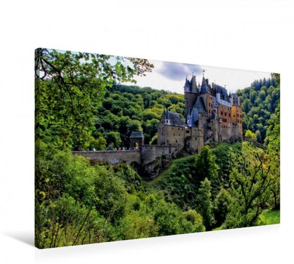 Wandbild Burg Eltz