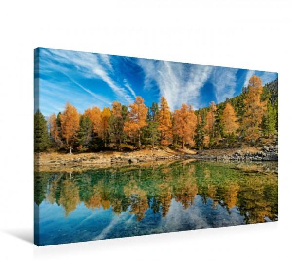 Wandbild Ziermtaler See
