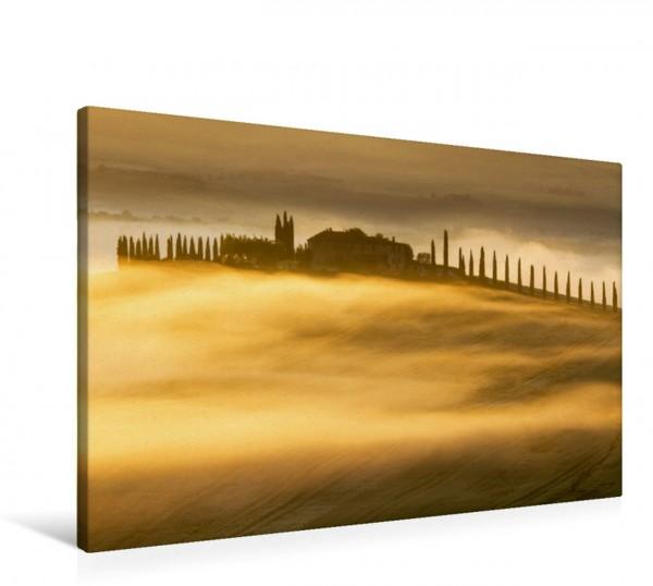 Wandbild Goldenes Licht
