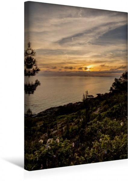 Wandbild Mallorca Maioris Decima Sonnenuntergang