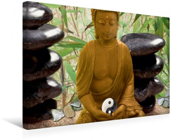 Wandbild Ort der Meditation Asiatische Lebenskunst Asiatische Lebenskunst