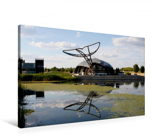 Wandbild Expo Laatzen Gespiegelt Gespiegelt