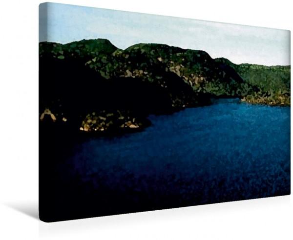 Wandbild Neufundland entdecken