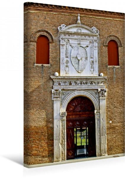 Wandbild Ferrara, Italien Palazzo Scifanoia Palazzo Scifanoia