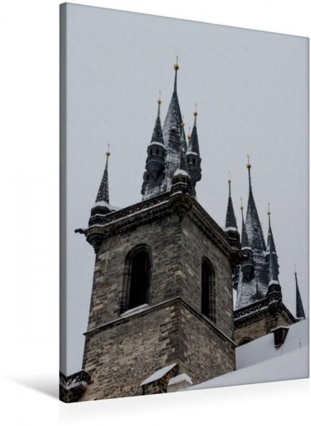 Wandbild Winterprag