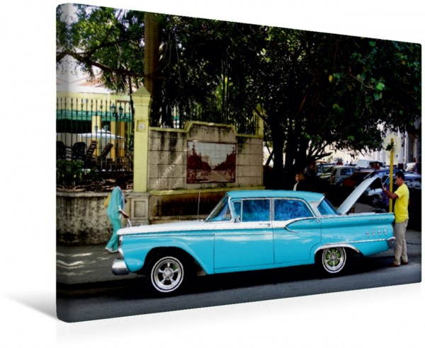 Wandbild Auto-Legenden - Ford Fairlane 500