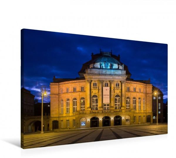 Wandbild Oper