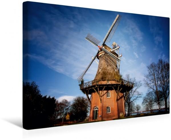 Wandbild Windmühle in Bad Zwischenahn Bad Zwischenahn am Zwischenahner Meer Bad Zwischenahn am Zwischenahner Meer