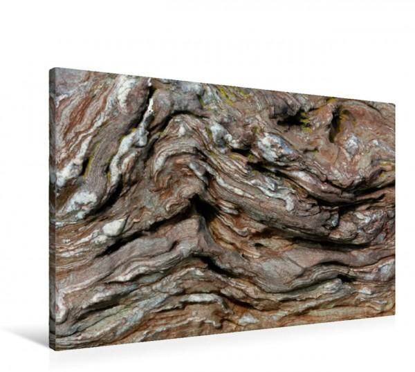Wandbild Die Kunst der Steine - Familienplaner hoch Felsstruktur Felsstruktur