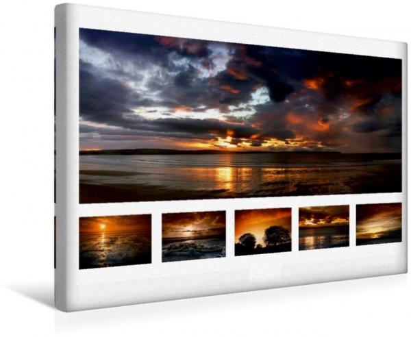 Wandbild Dunnet Beach, Caithness Panorama 8, Schottland Dunnet Beach Caithness Panorama 8 Schottland Dunnet Beach Caithness Panorama 8 Schottland