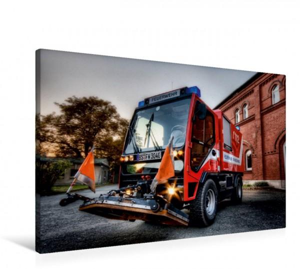 Wandbild Ölspurbeseitigungsfahrzeug ÖSF9