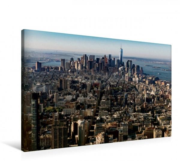 Wandbild New York Stadtübersicht Blick vom Empire State Building auf Midtown und Lower Manhattan Blick vom Empire State Building auf Midtown und Lower Manhattan