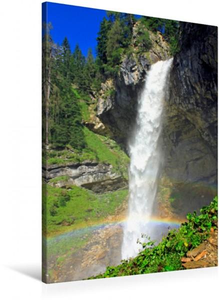 Wandbild Schöner Wasserfall